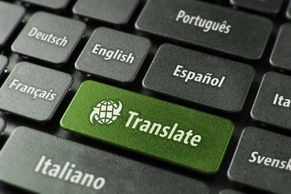 Webseite übersetzen